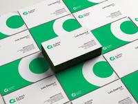 Alpha Tech Business Cards