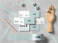 Milk Branding