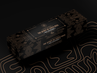 Ron Centenario Chocolate Packaging