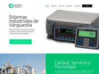 Alpha Tech Website