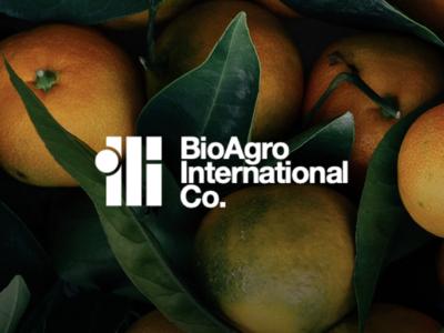 BioAgro Logo Proposal costa rica icon vector illustration branding design logo branding design