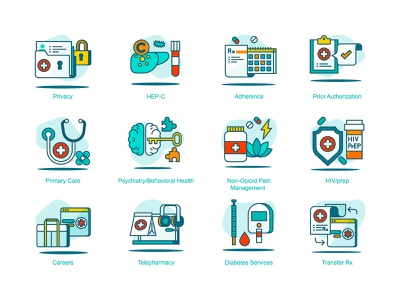 Pharmacy Icons virus immunization prescription cardiology icon medical care medicine medical pharmacy icons icondesign icon design
