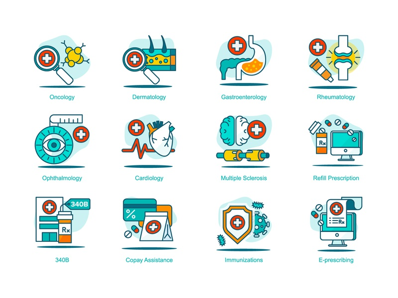 Pharmacy Icons virus immunization prescription cardiology icon medical care medicine medical pharmacy icons icondesign icon design