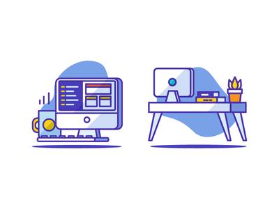 Coding, Workspace