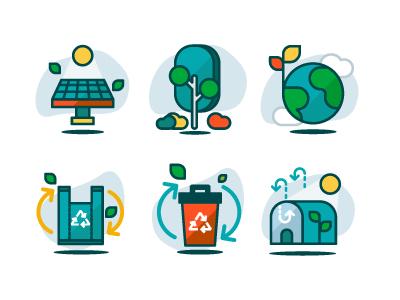 Ecology Icons 02