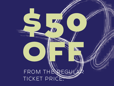 Discount Code Ticket redefine design conference dicount