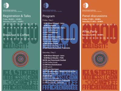 Eastern Design Conference Rollups