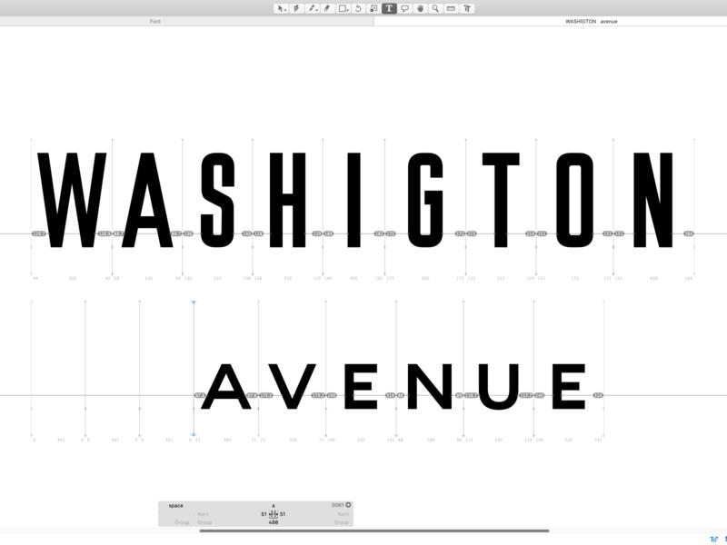Makkosi Tight - Work In Progress type goeast! design typogaphy typeface design