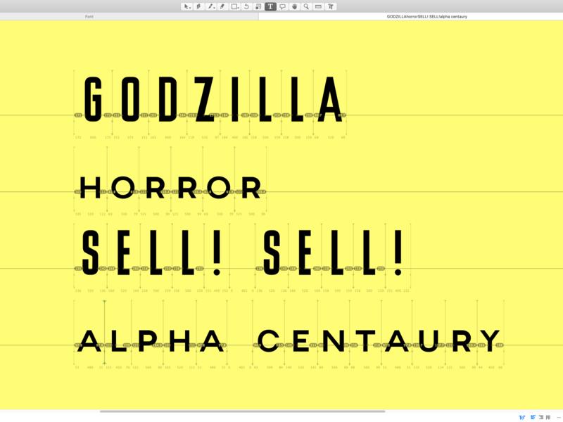 Makkosi Tight - WIP - small caps design goeast! font design font typography type typeface design typeface