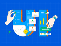 UI design Illustration