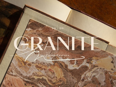 Granite Collection animation flat minimal web app ux icon illustration ui branding vector
