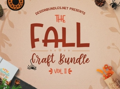 The Fall Craft Bundle Main