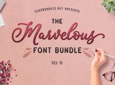 The Marvelous Font Bundle