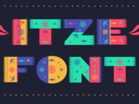Itze Font