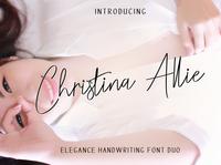 Christina Allie script
