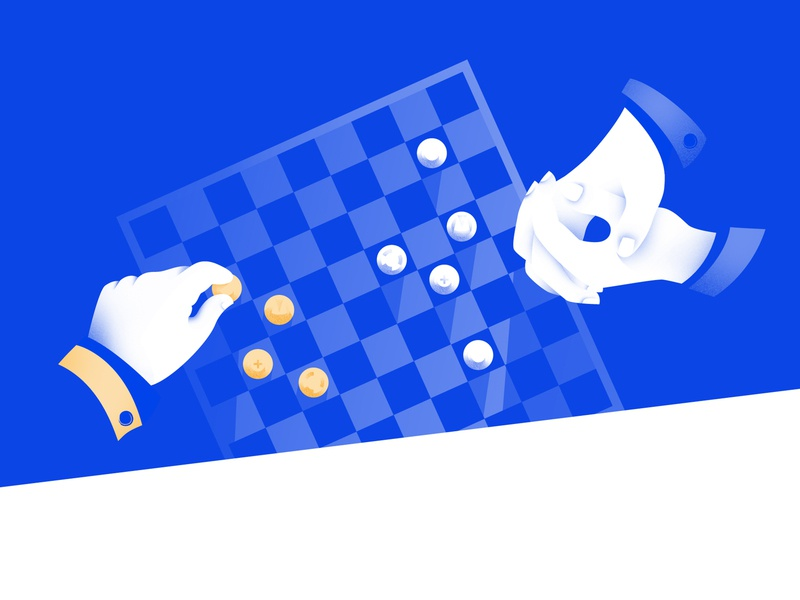 Playing chess playing chess drawing design vector digital art art graphic design illustration