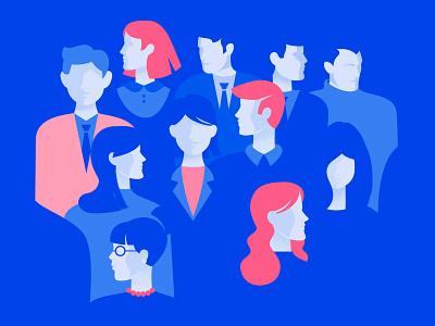 People people design vector digital art art graphic design illustration