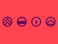 unused Northern Nights logos