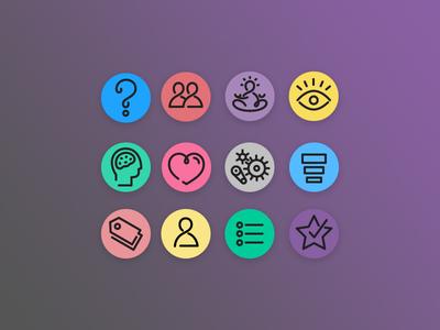 Guru icons icons design guru ui