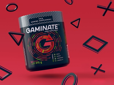 Gaminate watermelon can watermelon visualization octane c4d modo 3d keyvisual lettering gaming branding brand packaging packagingdesign