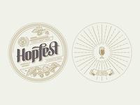 Hopfest Pad Design