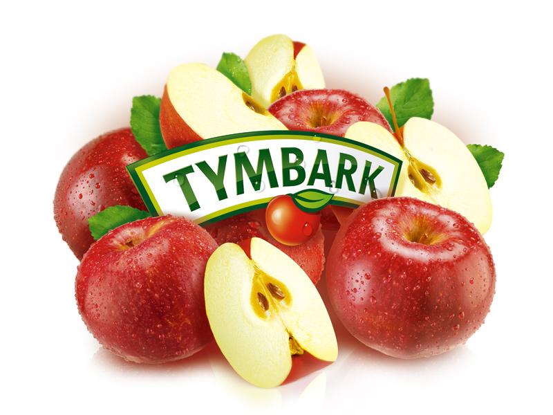 Tymbark Apples apples apple key-visual advertising branding tymbark