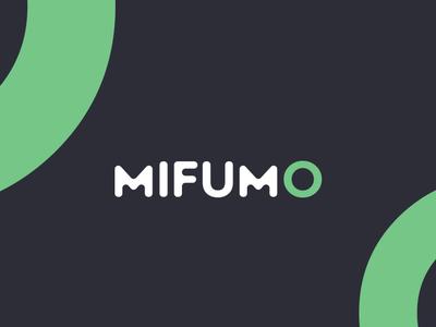 MIFUMO identity brand logo typography tech company sme software it company tech