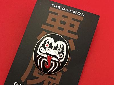 The Daemon Pin