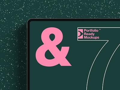 iPad Pro Standard Mockups ipad branding apple design tech mockup