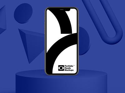 iPhone 11 Pro Standard Mockups grid ui portfolio iphone case study apple branding tech design mockup