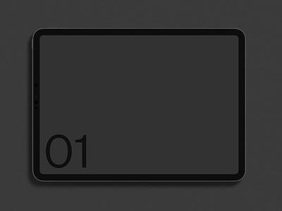 iPad Pro 01 Standard Mockup template web mobile smart object mockup photoshop psd screen tablet device apple pro ipad