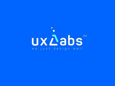UX Labs ux panda logotype branding logo
