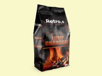 Charcoal  Packaging Design