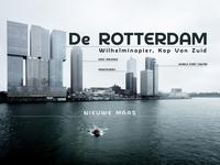 De Rotterdam - Font