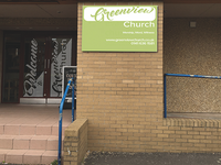Greenview Church Information Signage