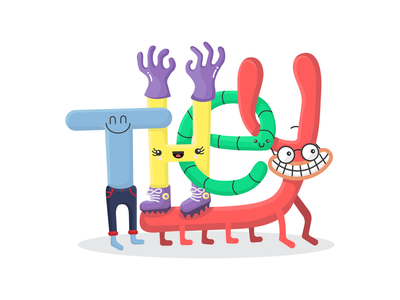 They illustrator character character design illustration they