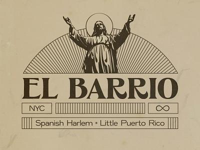 El Barrio - NYC Neighborhood Branding