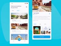 Travel app | Ticket app
