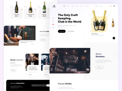 Product Landing page
