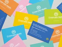 Crossroads Health Print Collateral
