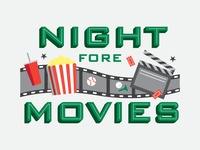 Night Fore Movies Graphic