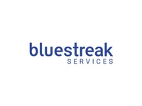 Bluestreak Services Logo