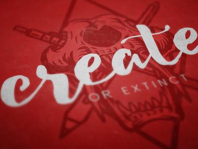 create or extinct