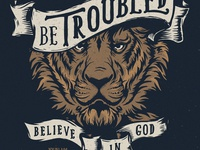 don't let your hearts be troubled