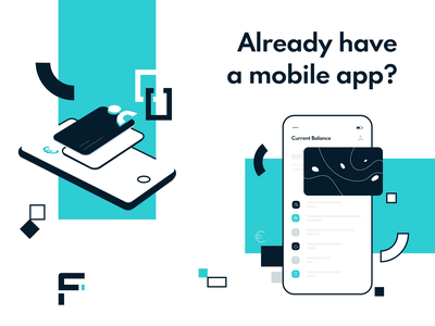 Facilipay business money balance company products coffee shop buy pay payments digital wallet customers ux logo mobile design ui design app branding