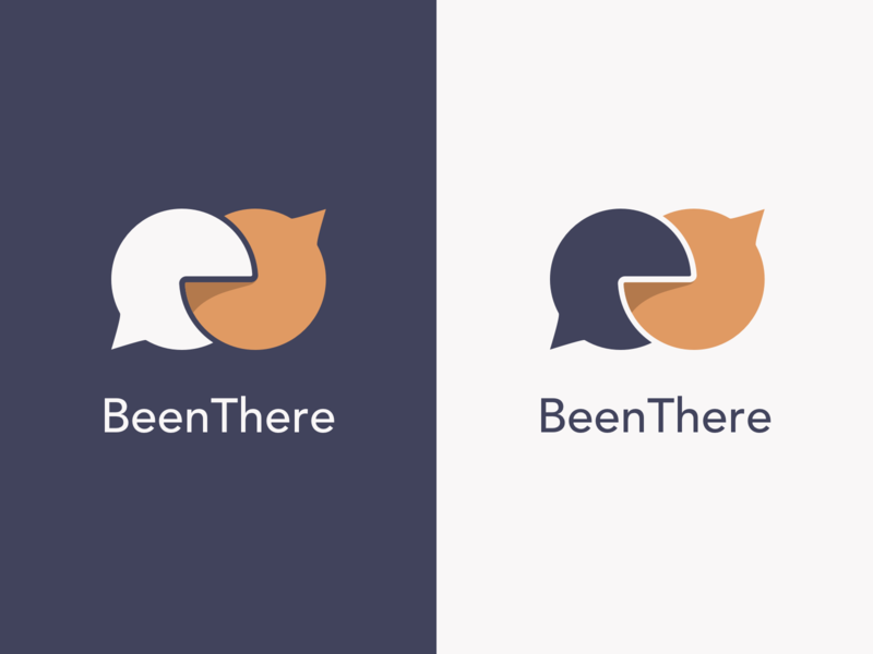 Beenthere logo icon app logo