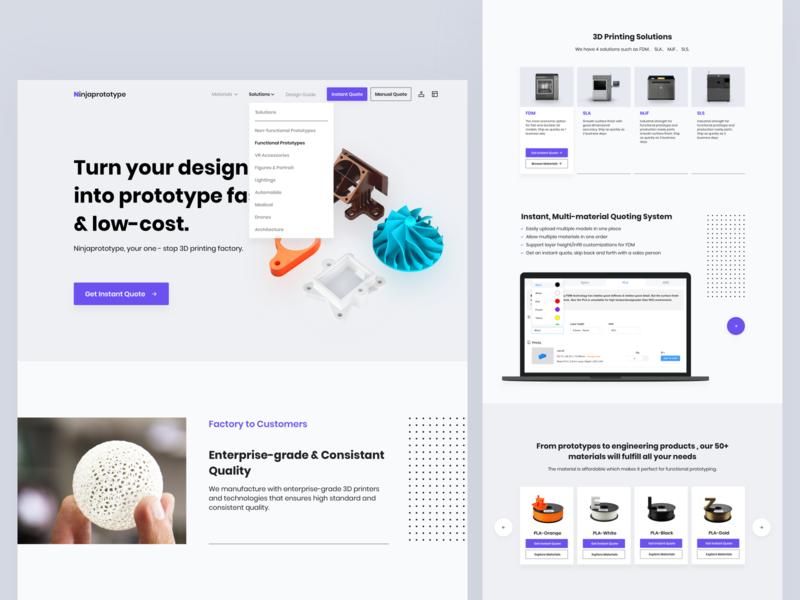 Ninjaprototype Web Design