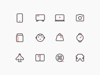 Icon Design Exercise