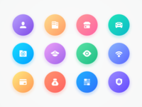 A Set Of Icon Design