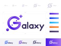 Galaxy Studios Logo Design